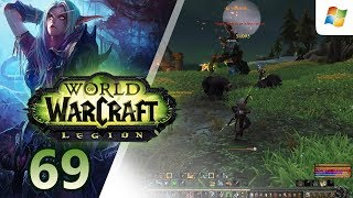 World of Warcraft: Legion 【PC】 Alliance Night Elf Hunter │ No Commentary Playthrough │ #69