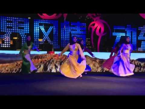 SHANGHAI INTERNATIONAL FOLK DANCE FESTIVAL - Award Ceremony