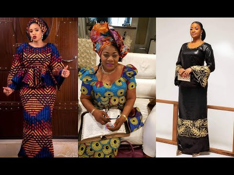 50 FASCINATINGLY GORGEOUS #ANKARA AND GUINEA BROCADE FOR THE STYLISH WOMEN