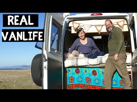 A DAY in the LIFE of FULL TIME VAN LIFE in TURKEY