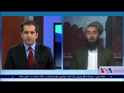 Head of Islamic Council Haqqani comments on Mazar attack - VOA Ashna
