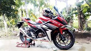 All New CBR 150R Racing Red. MANTAP BENER