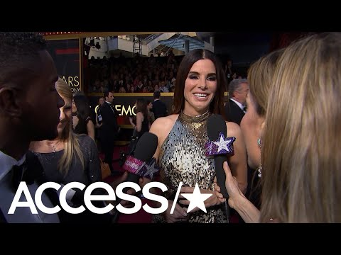Sandra Bullock Says She Cried At 'Black Panther' Because Of Powerful Message For Her Son  Access