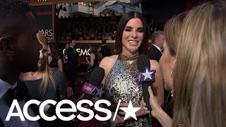Sandra Bullock Says She Cried At 'Black Panther' Because Of Powerful Message For Her Son | Access