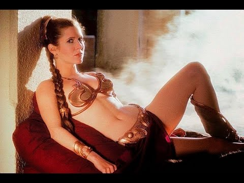 Fucking Carrie Fisher Amy