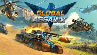 Global Assault (by Kongregate) - iOS / Android - HD Gameplay Trailer
