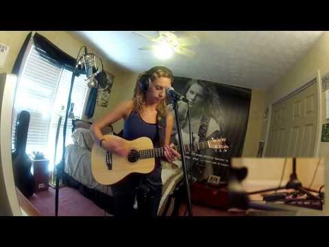 Lakyn Brinkman - Crash Into Me - Dave Matthews Band Cover