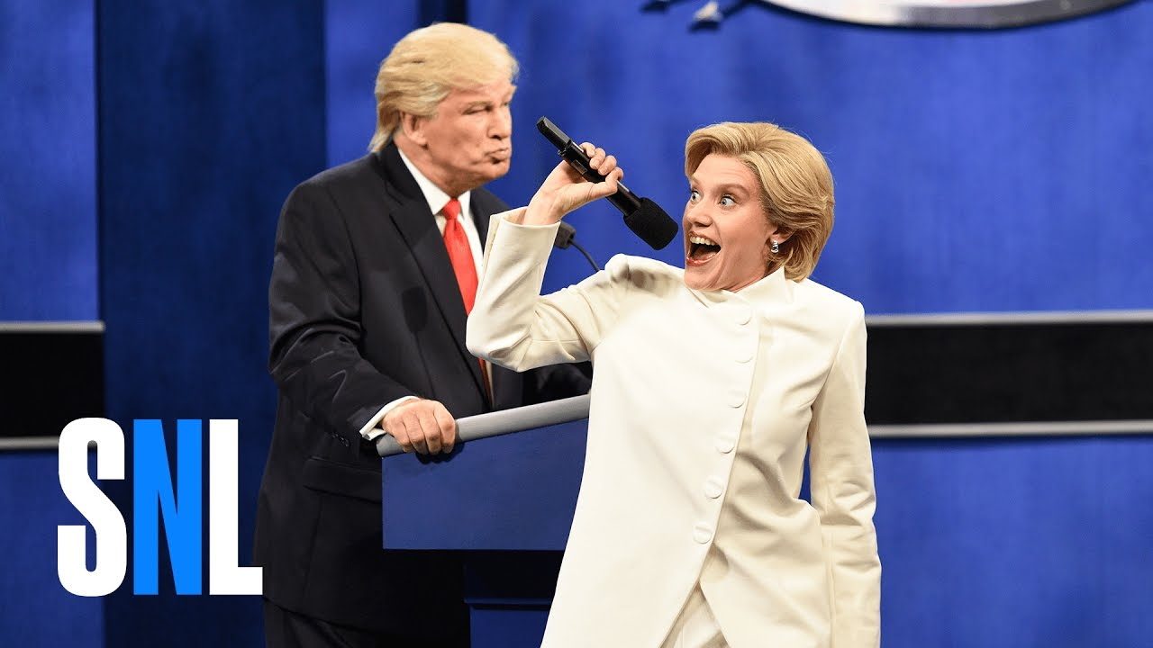 donald trump vs hillary clinton third debate cold open snl youtube. Black Bedroom Furniture Sets. Home Design Ideas