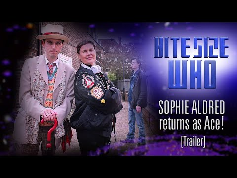 Sophie Aldred returns as Ace in Bitesize Who