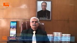 Prof. R.K Khandal, Vice Chancellor, Uttar Pradesh Technical University