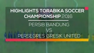 Video Gol Pertandingan Persib Bandung vs Persegres Gresik United