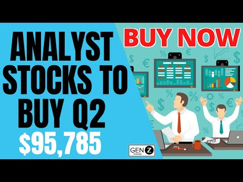 Wall Street Analyst's Top 3 Small Cap Growth Stocks To BUY In Q2!