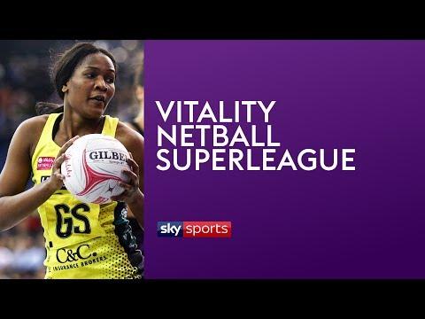 LIVE SUPERLEAGUE NETBALL! Strathclyde Sirens v Manchester Thunder