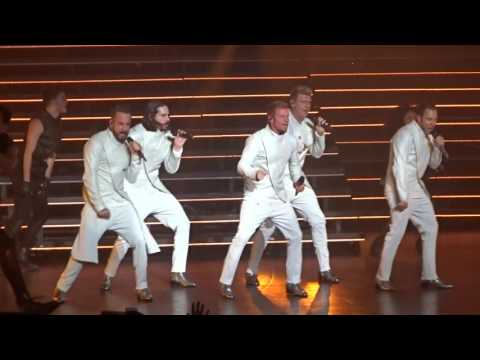 March 15, 2017 - Backstreet Boys Las Vegas - Get Down