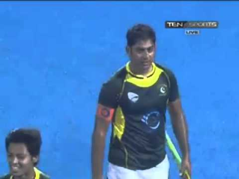Pakistani Hockey Team beat India by 4-3 Semi final