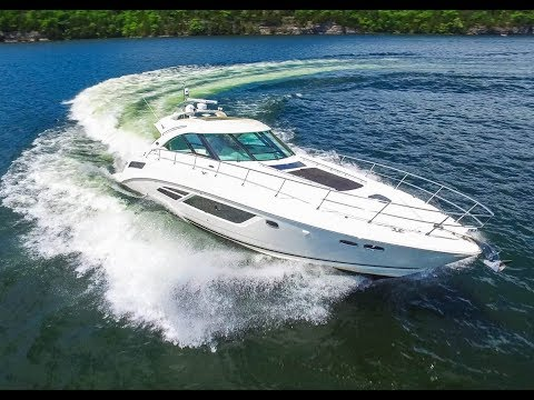 Luxurious 2013 Sea Ray 540 Sundancer For Sale At Lake Of The Ozarks, Missouri
