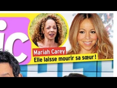 ALISON CARREY LA SOEUR DE MARIAH DENONCE LES RITUELS PEDOPHILES SATANIQUE ?!?! PREUVES ET DEBAT