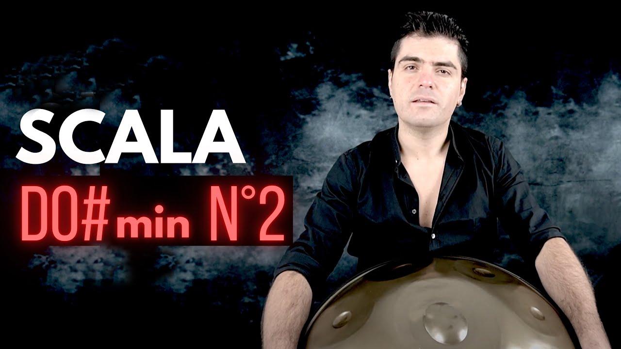 C# minor N°2 - Lombardo HANDPAN