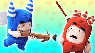 Oddbods | Love Bug | The Oddbods Show | All Funny Episode Compilation by Oddbods & Friends