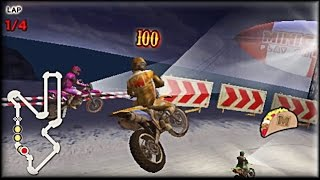 Baja Motocross Game (1-5 races)
