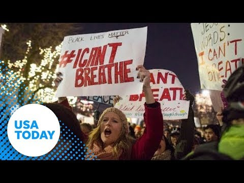 Eric Garner protests held across New York City (LIVE) | USA TODAY