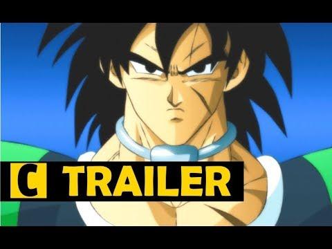 NUEVO TRÁILER Dragon Ball Super: Broly