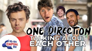 The Best Of One Direction Showing Their Love For One Another   Capital