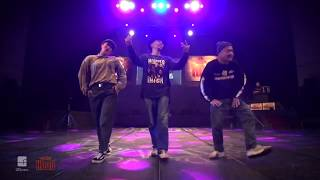 DOMINIQUE & ACKY & MAiKA Special Show | HOOD Season5 Final 2019.01.27 | UGcrapht×One Move