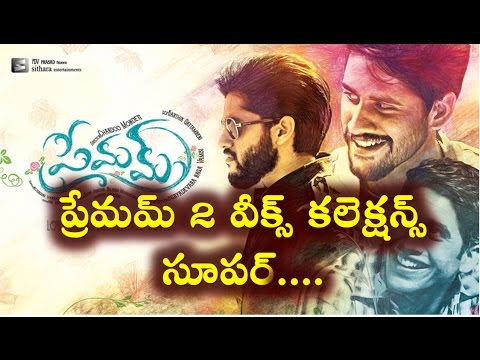 Premam Two Week Collections || Naga Chaitanya | Shruti Hassan