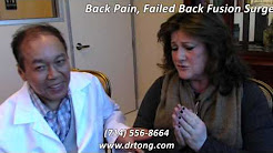 Jacquie - Back Pain, Failed Back Fusion Surgery, Depression