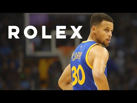 Rolex | Curry vs Clippers | 2016-17 NBA Season