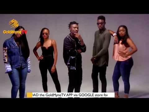 BIG BROTHER NAIJA WINNER, EFE SHOOT VIDEO FOR BASED ON LOGISITICS