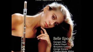 "Marina piccinini, flute / anne epperson, piano""belle epoque""georges hüe (1858-1948)fantaisie (1913)""la belle epoque,"" three decades of gracious living in par..."