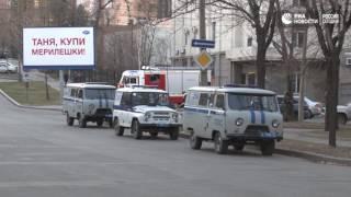 Спецоперация в Хабаровске