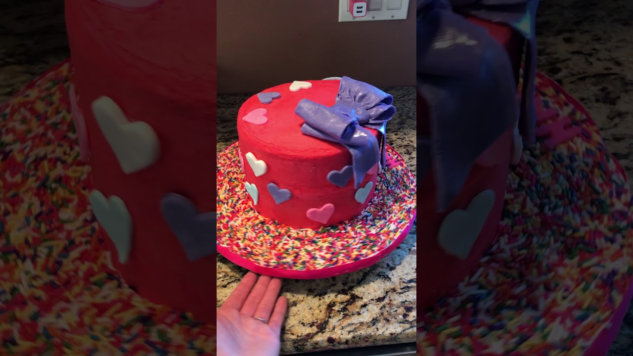 Jojo Siwa Birthday Cake Youtube