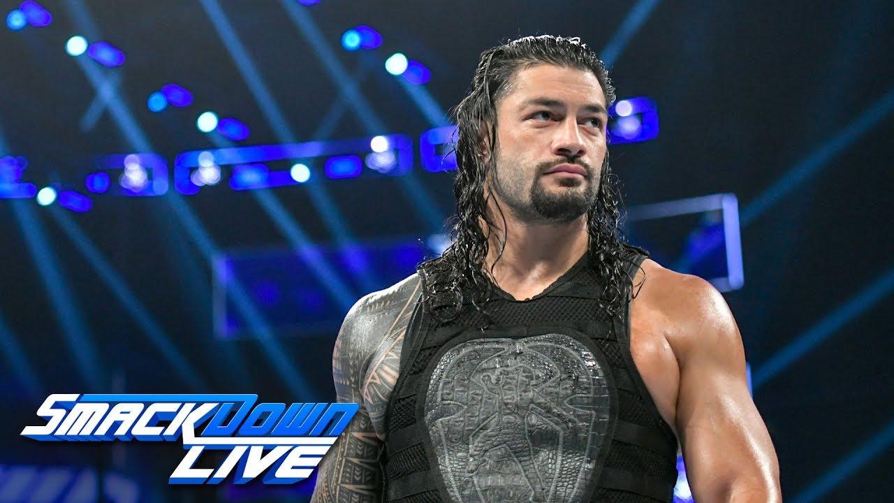 Download Roman Reigns explains why he punched Mr. McMahon: SmackDown LIVE, April 30, 2019