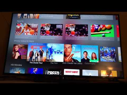 Amazon Prime Video App finally on Apple TV 4K!