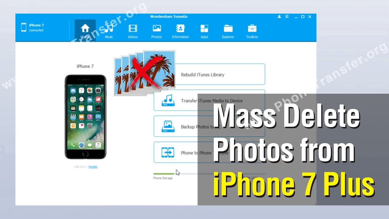 mass delete photos iphone how to mass delete photos from iphone 7 plus 15668