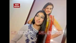 Serial Aur Cinema: Niti Taylor aka Shivani introduces her make-up room