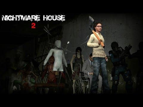 Хоррор-пятница - Nightmare House 2