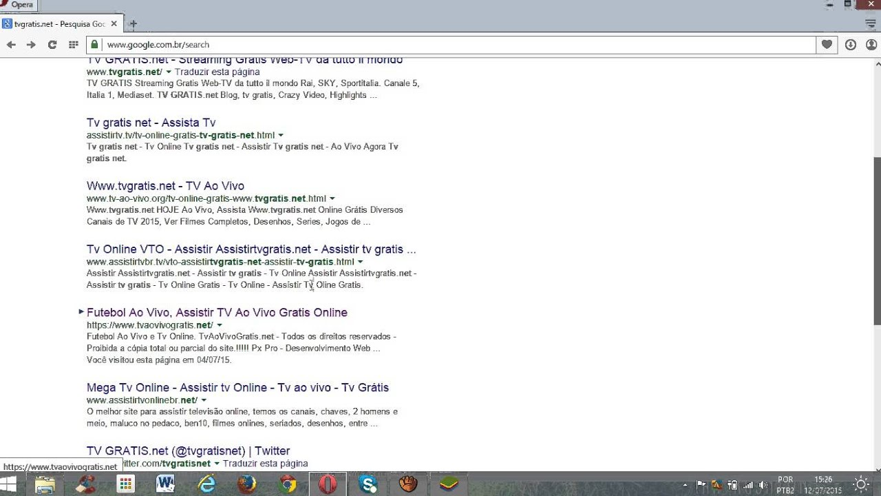 como assistir tv online gratis TVO - YouTube 0f18970ae409b