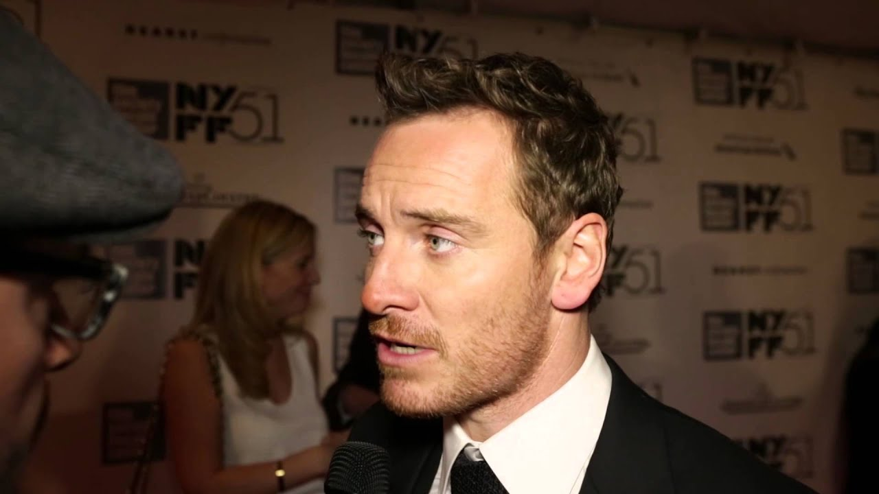 nyff51 michael fassbender quot12 years a slavequot red carpet