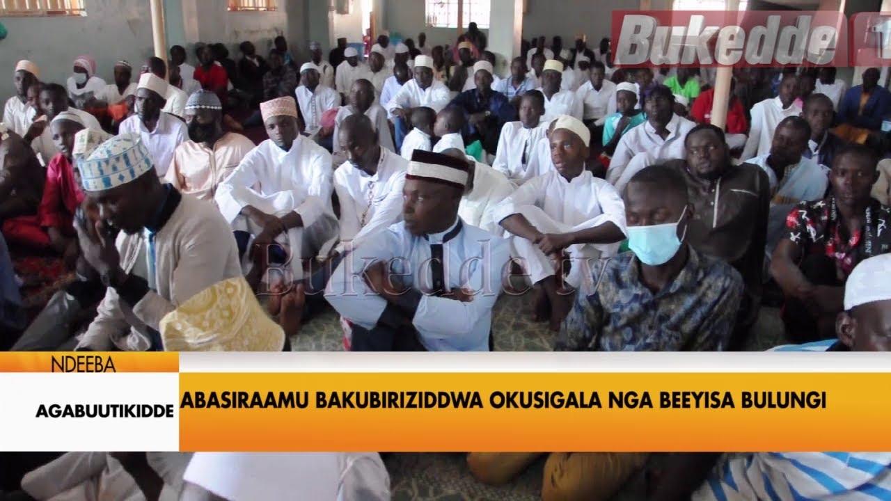 Download Agabuutikidde: Abasiramu bakubiriziddwa okusigala nga beeyisa bulungi