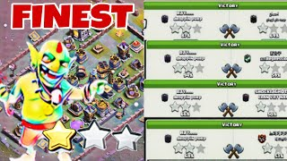 BH8 BEST BASE 2019 WITH REPLAYS | BUILDER HALL 8 BEST BASE LAYOUT 2019 - Clash of Clans