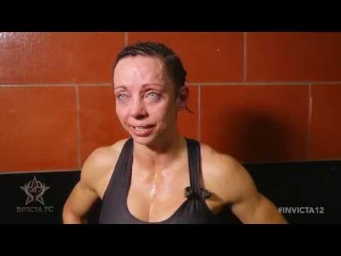 Invicta FC 12: Shannon Sinn Post-Fight Interview