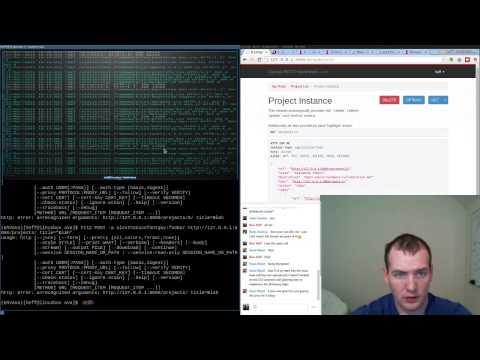 Python Livestreaming