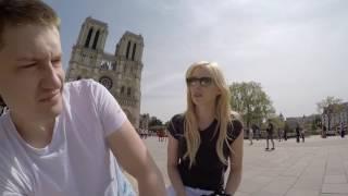 Париж как он есть (мигранты у Эйфелевой башни, Триумфальная арка, Версаль)(, 2016-05-11T07:33:10.000Z)