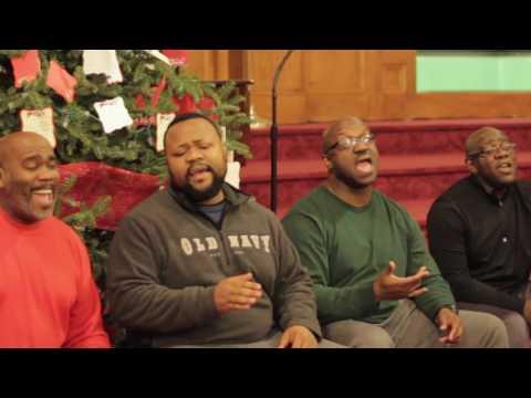 Silent Night  -  MESSAGE (Boyz II Men Cover)