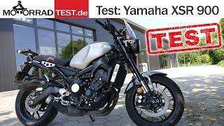 Yamaha XSR 900 | TEST (deutsch)