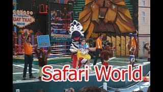 Safari World ; Highlights of Animals - VERY FUNNY ANIMALS